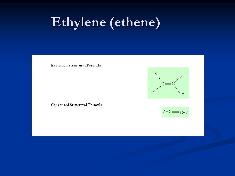 Ethylene (ethene)