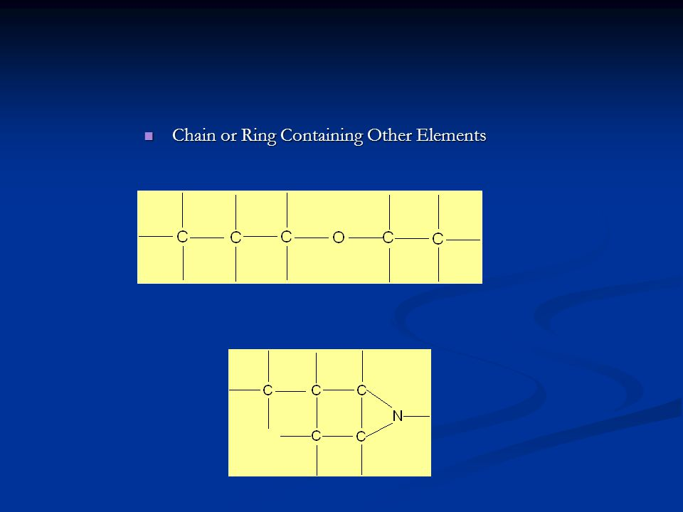 Homologous Series When series of compounds differ by a common increment (such as CH 2 in the case of alkanes), the series is referred to as being homologous series.
