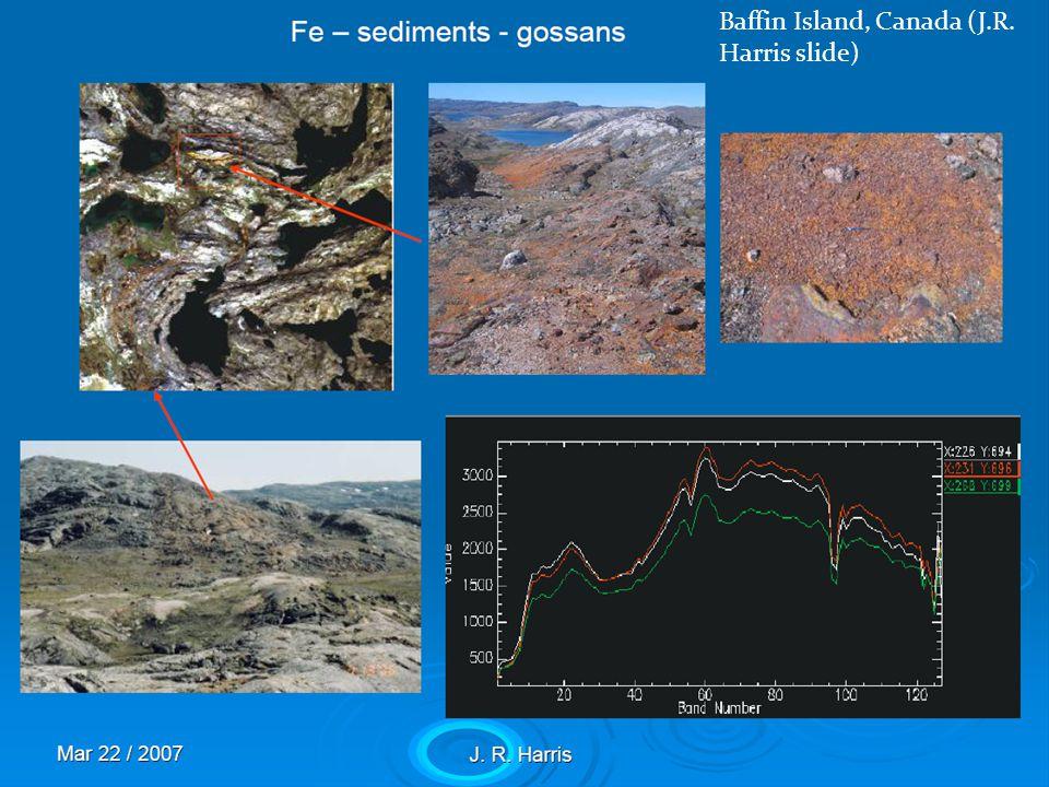 Baffin Island, Canada (J.R. Harris slide)