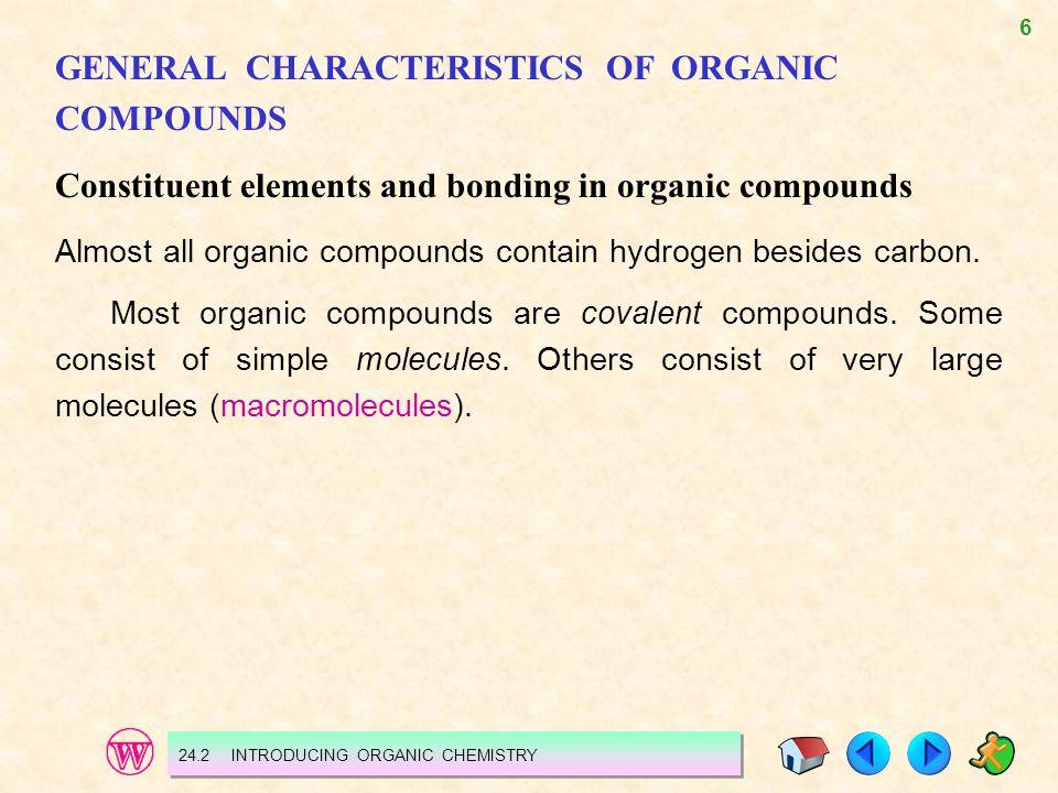37 A24.12 3-chlorobutanoic acid. 24.6 NAMING OF ORGANIC COMPOUNDS