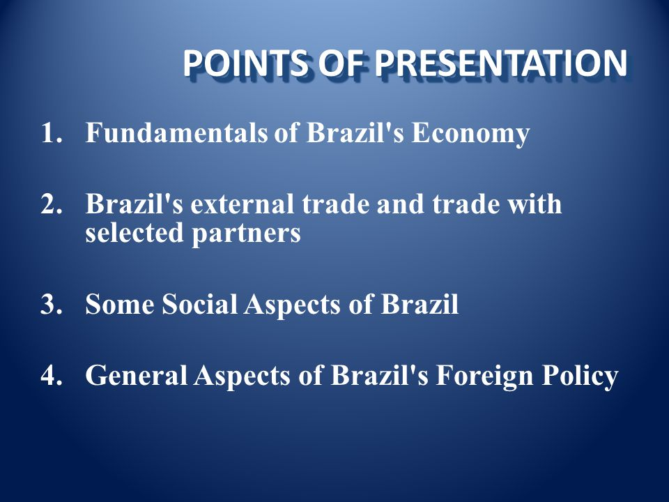 Fundamentals of Brazil s Economy Evolution R$ x US$ Source: Central Bank