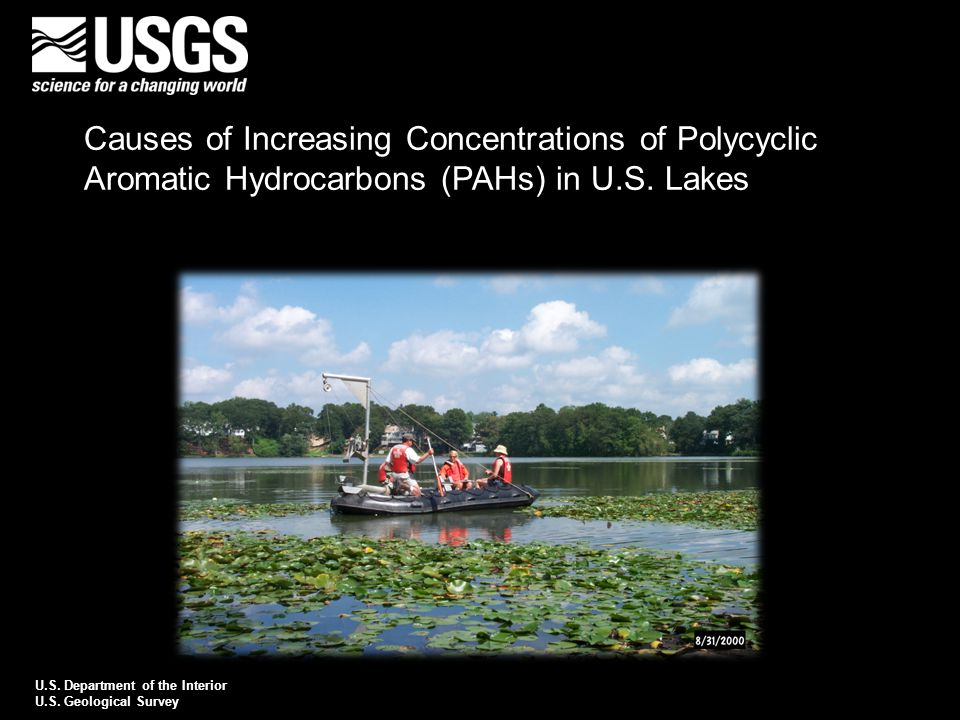 Causes of Increasing Concentrations of Polycyclic Aromatic Hydrocarbons (PAHs) in U.S.