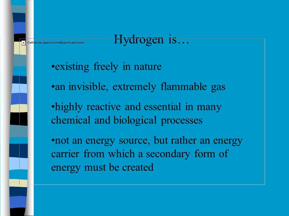 Hydrogen..