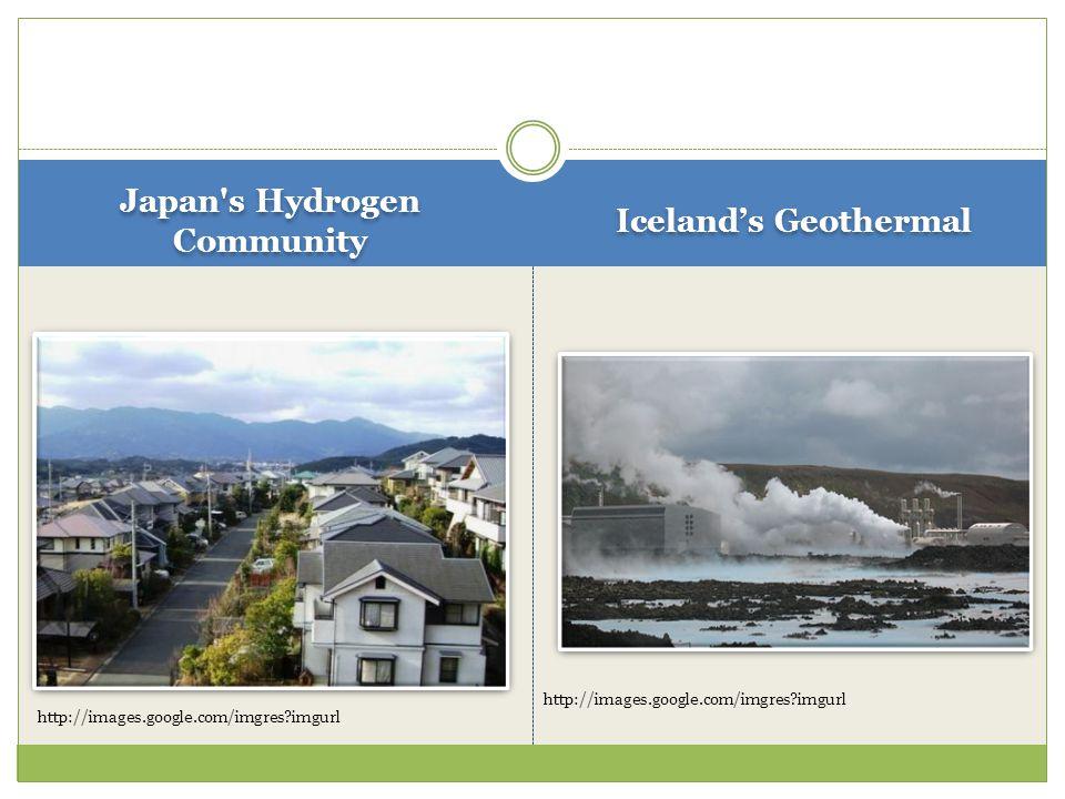Japan's Hydrogen Community Iceland's Geothermal http://images.google.com/imgres?imgurl