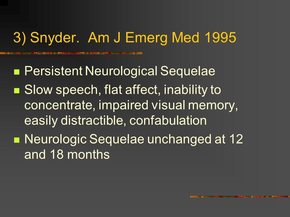 3) Snyder.