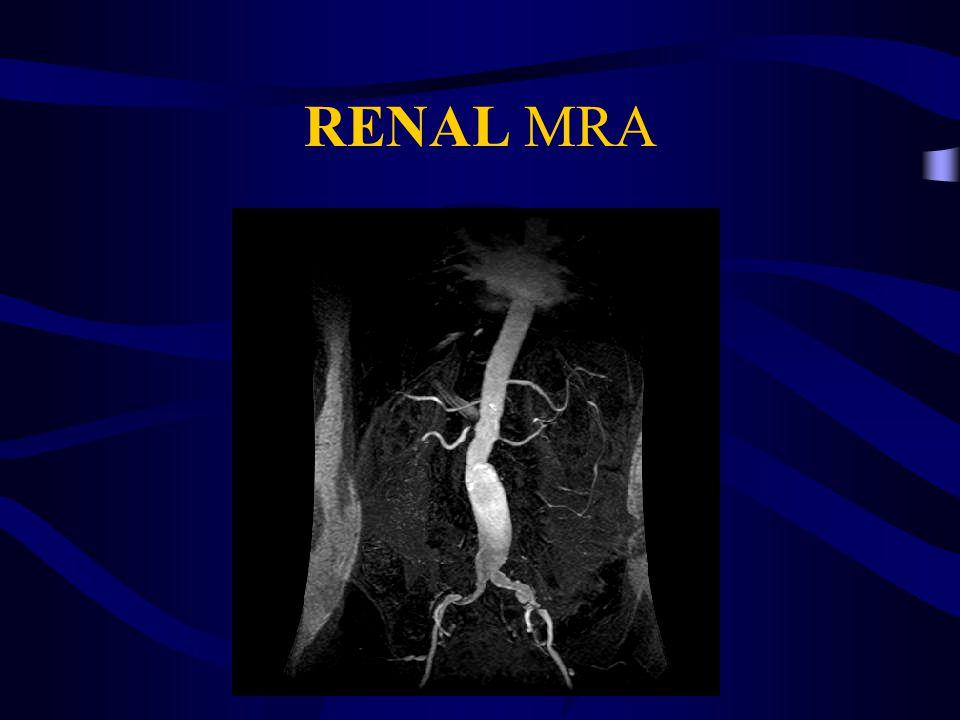 RENAL MRA
