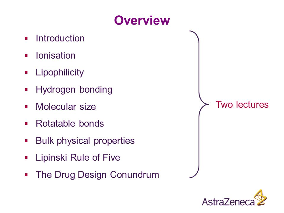 Lipophilicity ('fat-liking') is the most important physical property of a drug in relation to its absorption, distribution, potency, and elimination.