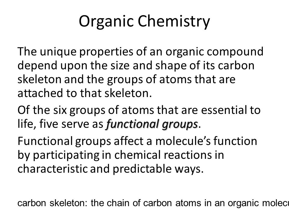Proteins are a very diverse group of organic molecules.
