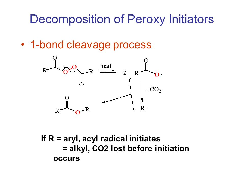 Trapping carbon centered radicals Carbon centered radicals stopped by addition to oxygen or carbon