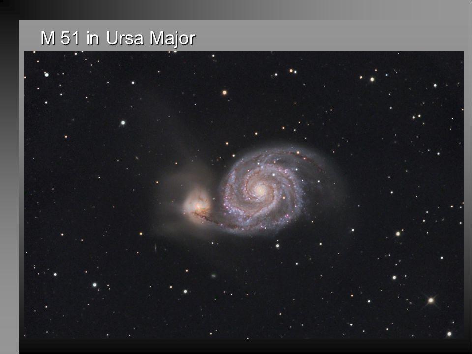 M 51 in Ursa Major