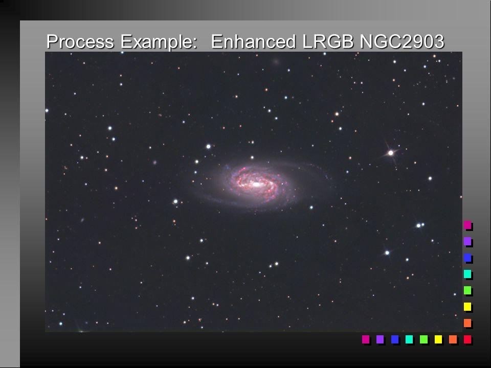 M33 in Triangulum in Hydrogen Light