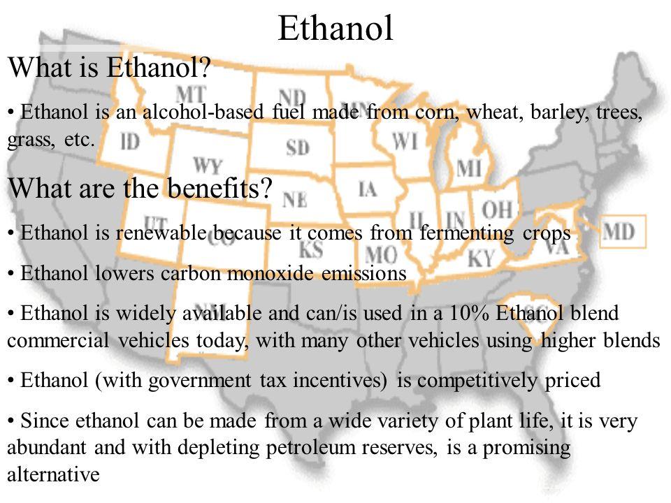 Ethanol What is Ethanol.
