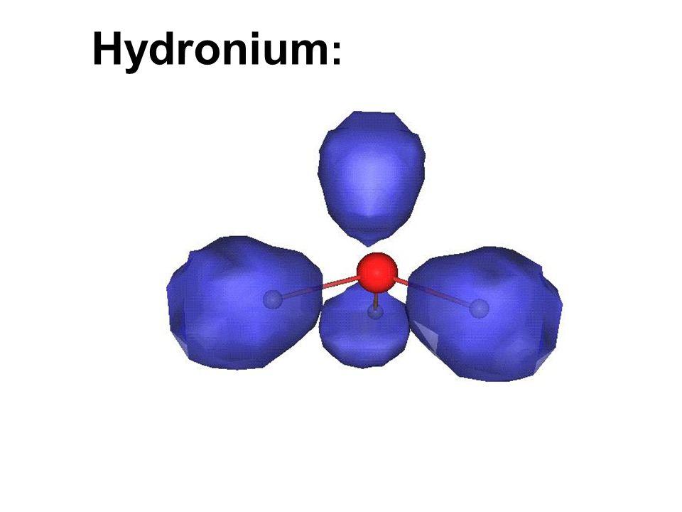 Hydronium :