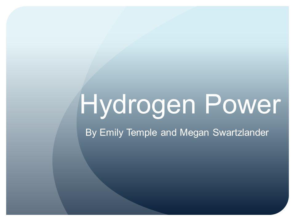 What is Hydrogen.