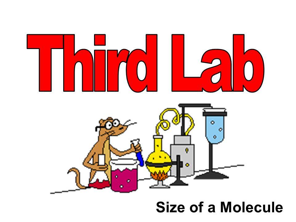 Size of a Molecule