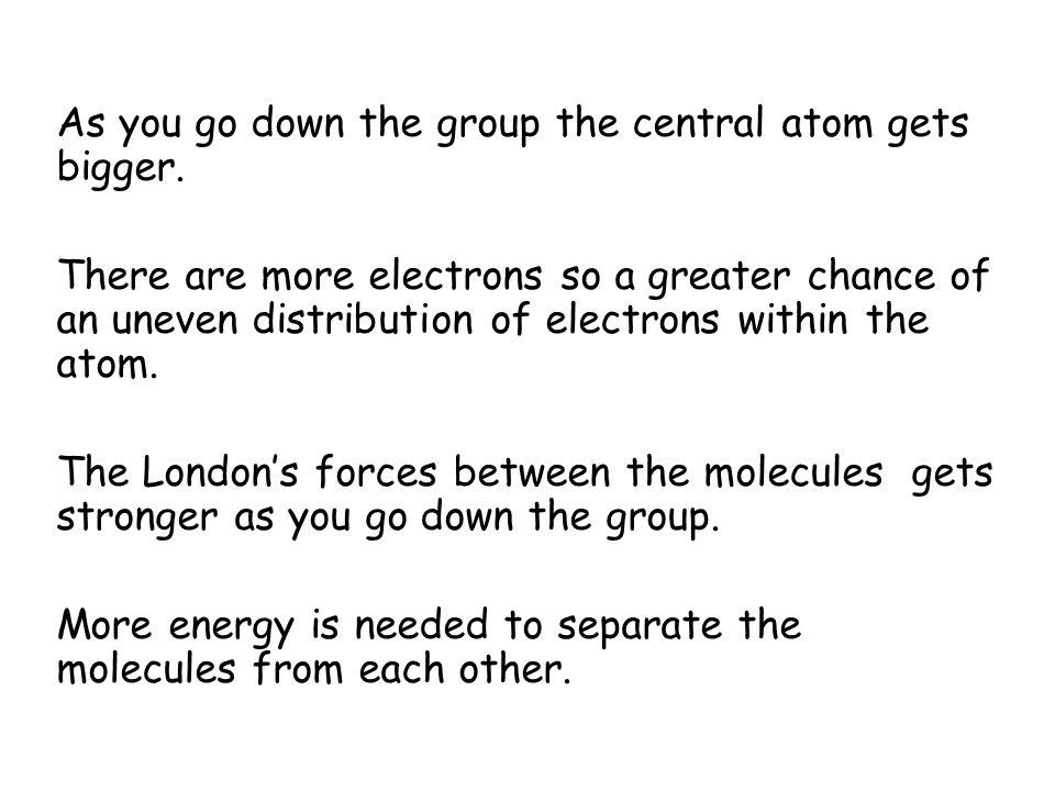 Behaviour in electrical fields New Higher Chemistry E Allan J Harris Video clip