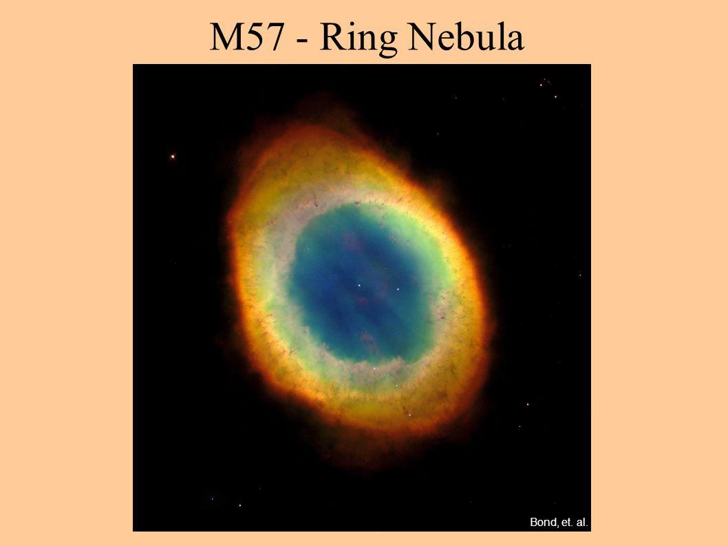M57 - Ring Nebula Bond, et. al.
