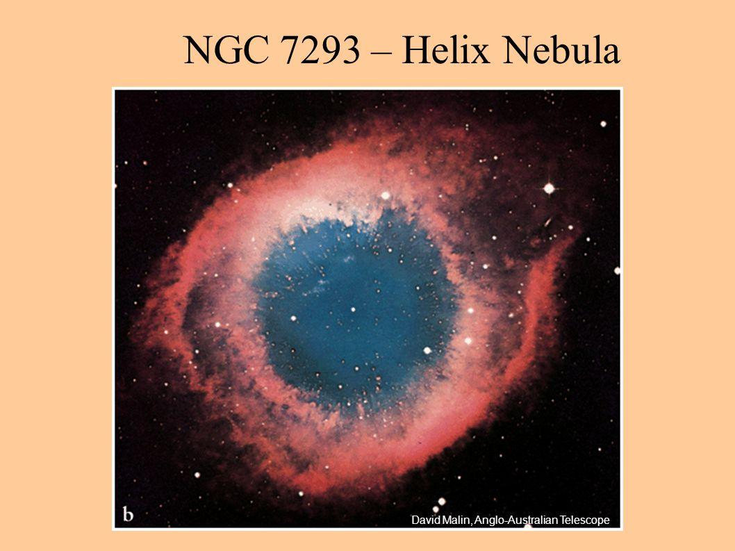 NGC 7293 – Helix Nebula David Malin, Anglo-Australian Telescope