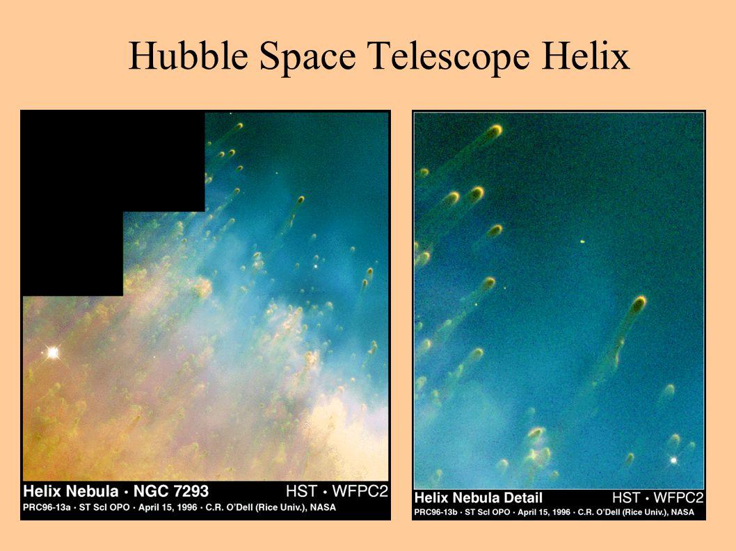 Hubble Space Telescope Helix