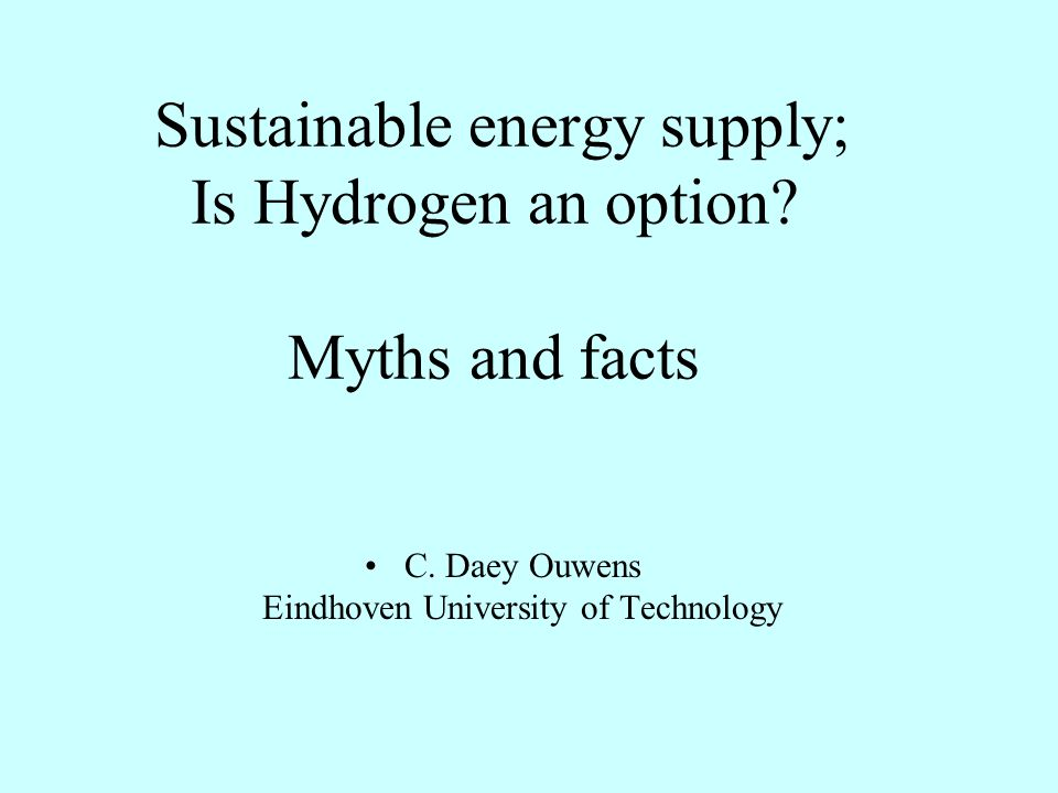 Other choices Bio diesel - from rape seed - from jatropha and pongamia (Developing Countries) Gas from anaerobic digestion In future Solar (solar cells (PV)), Wind and….