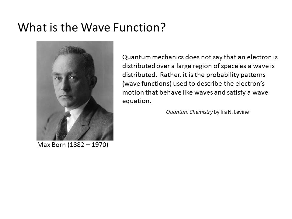 What is the Wave Function.