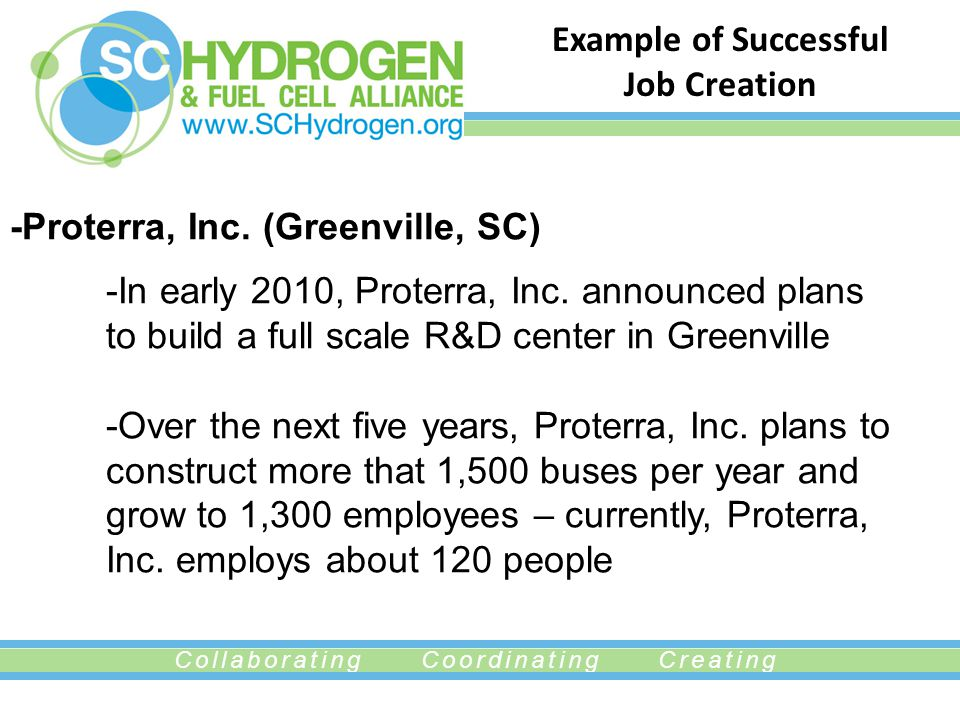 Collaborating Coordinating Creating -Proterra, Inc.