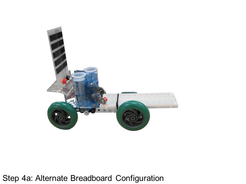 Step 4a: Alternate Breadboard Configuration
