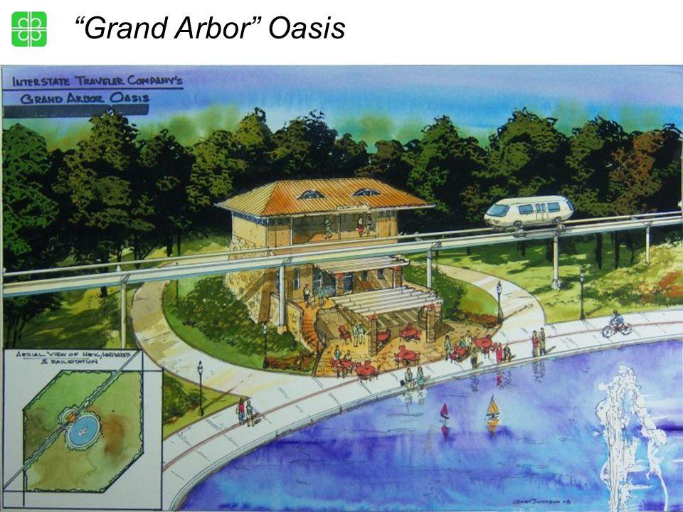 Grand Arbor Oasis