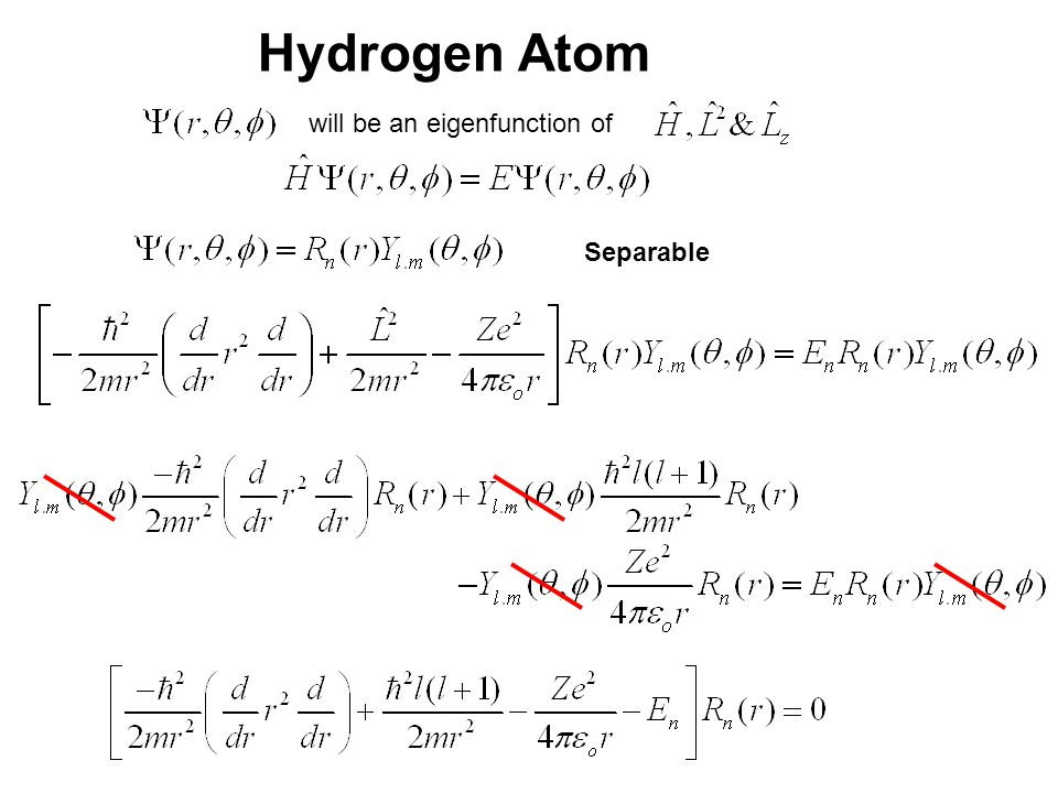 Variational Method For He Atom Let's optimize the value of Z, since the presence of a second electrons shields the nucleus, effectively lowering its charge.