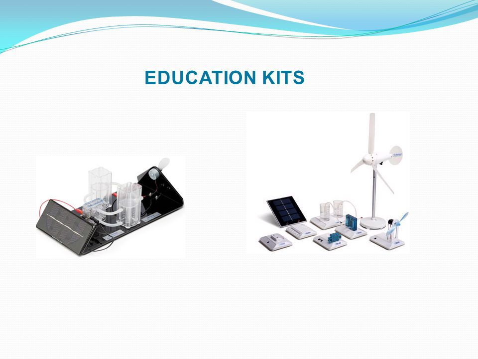 EDUCATION KITS