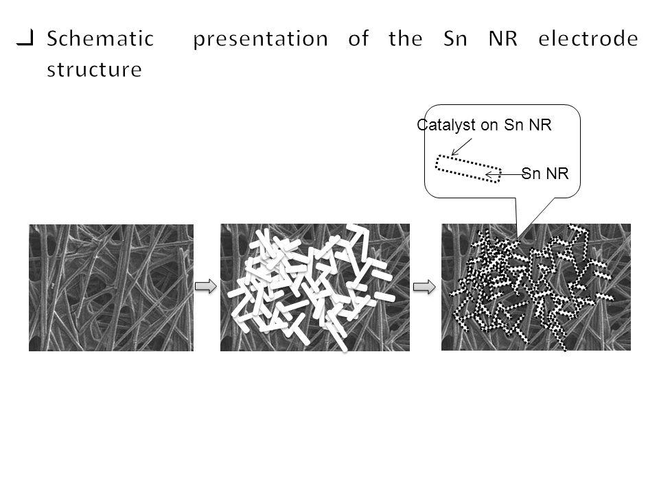 Sn NR Catalyst on Sn NR