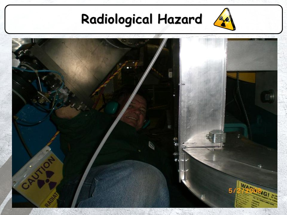 Radiological Hazard
