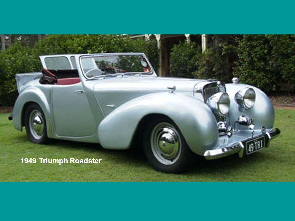 1936 Buick Concept Car