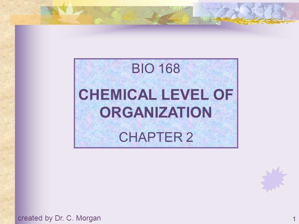 2 TOPICS Introduction Atoms, Molecules, and Bonds Chemical Notation Chemical Reactions Inorganic Compounds Organic Compounds Chemicals and Living Cells