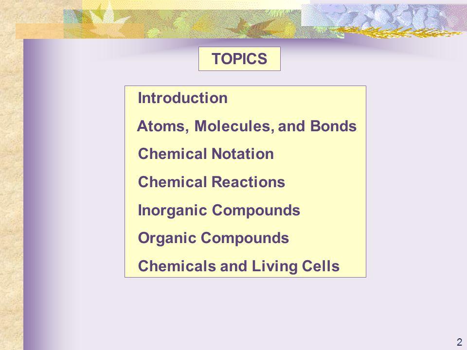 23 Hydrogen bonds There are several weaker chemical bonds that help hold adjacent molecules together.