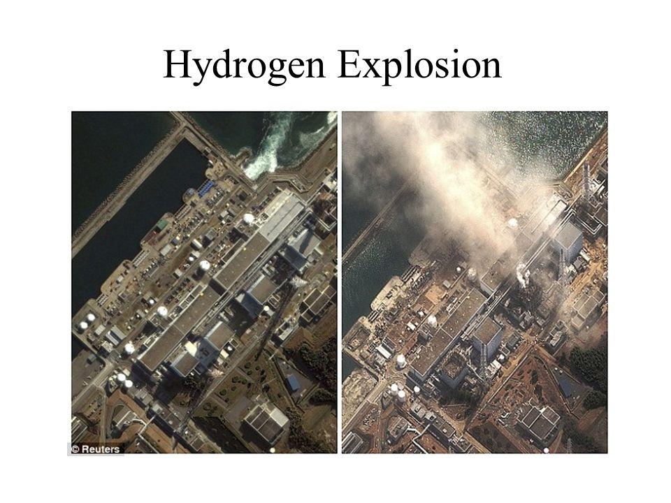 Hydrogen Explosion