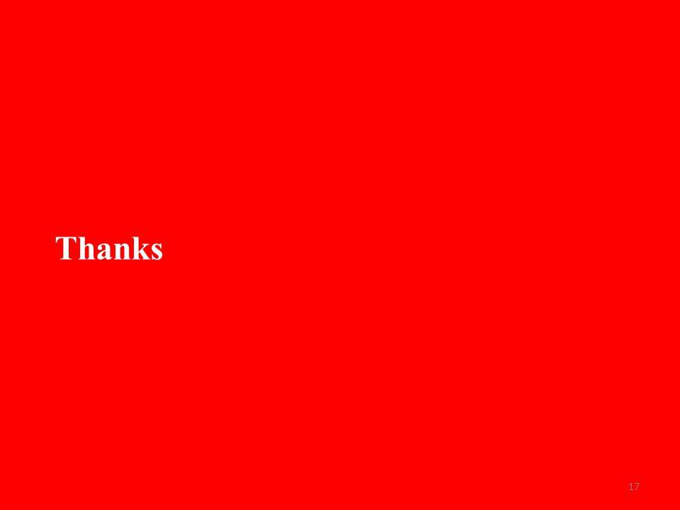 Thanks 17