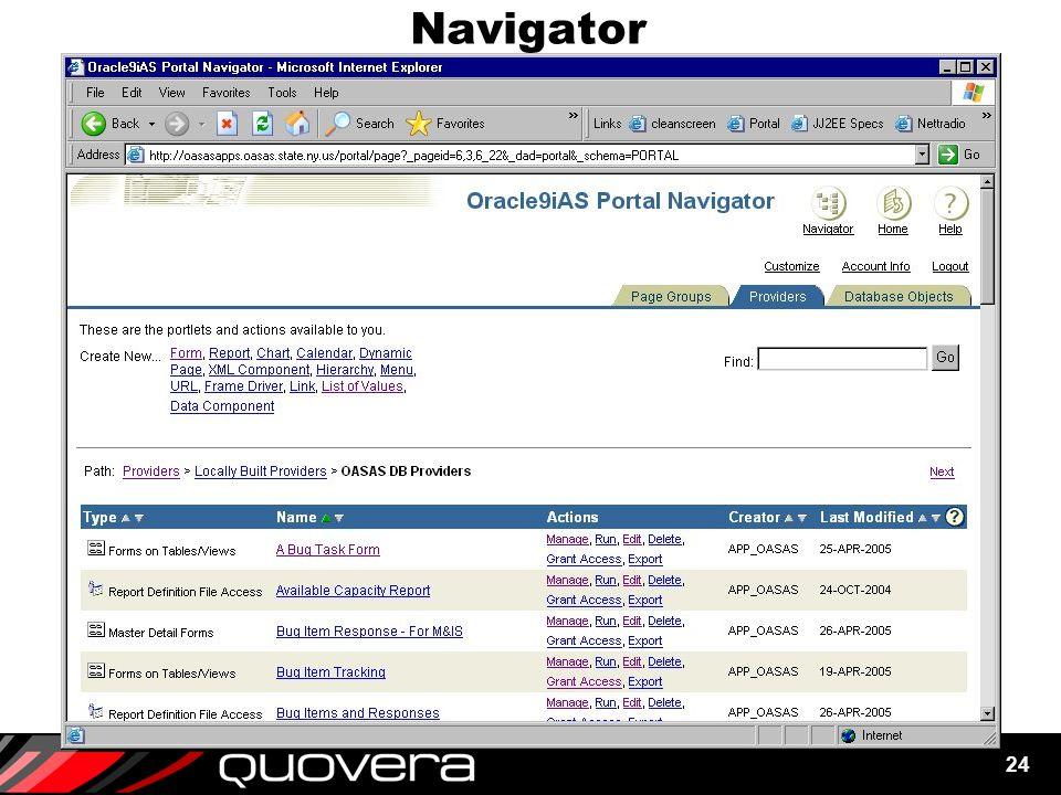 24 Navigator