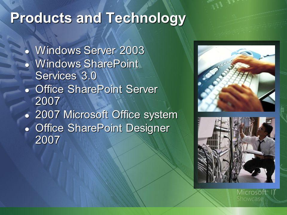 Solution Design: Server Farms
