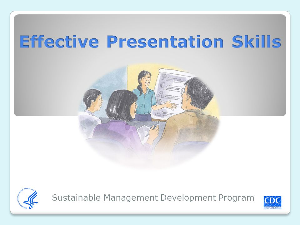 Sustainable Management Development Program Three Parts of a Presentation Introduction Body Conclusion