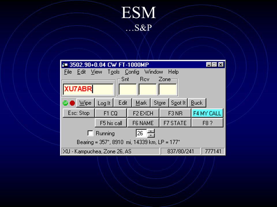 ESM …S&P