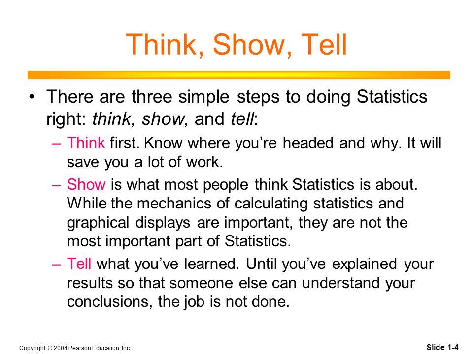 Slide 1-5 Copyright © 2004 Pearson Education, Inc.