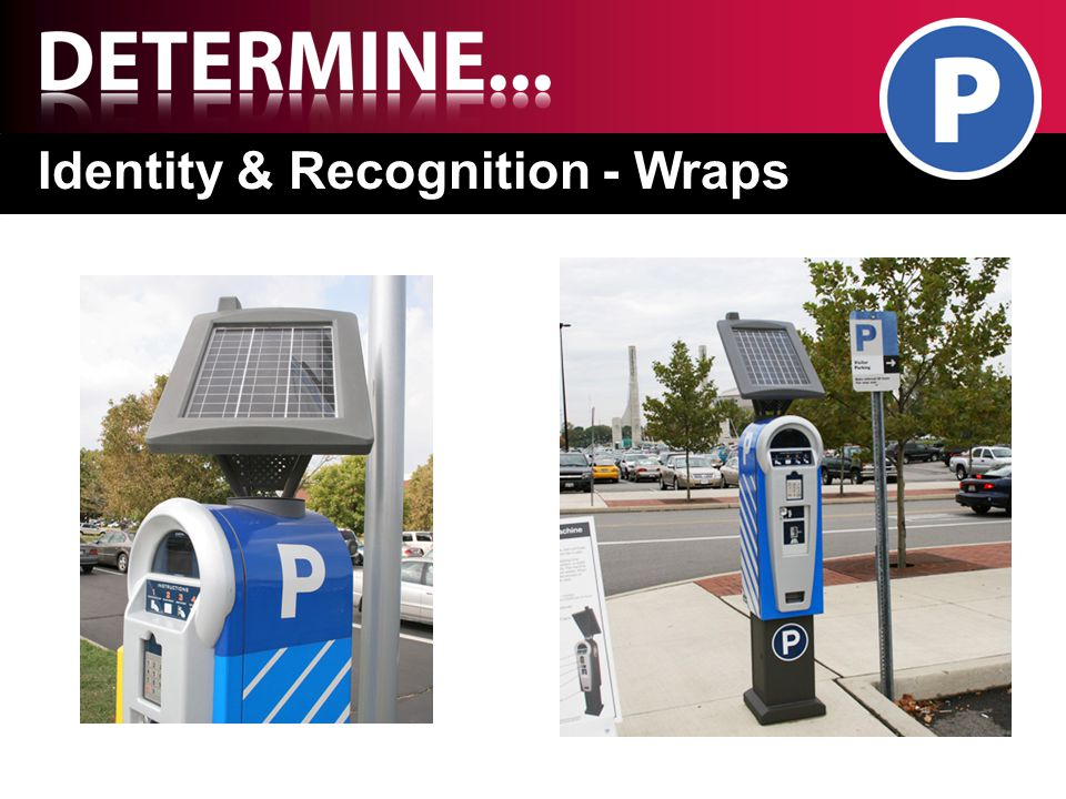 Identity & Recognition - Wraps