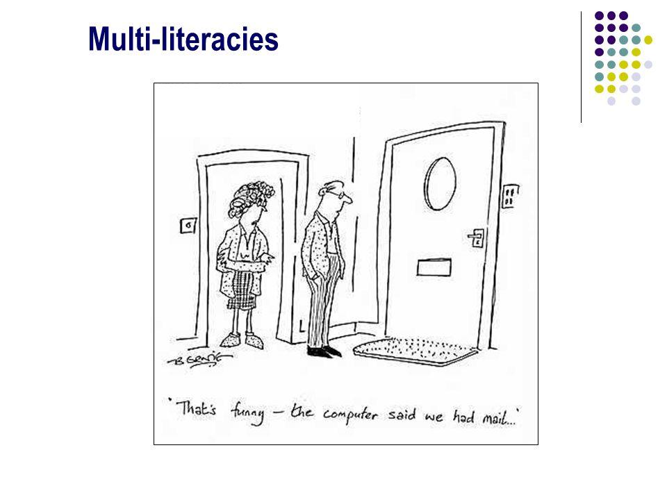 Multi-literacies