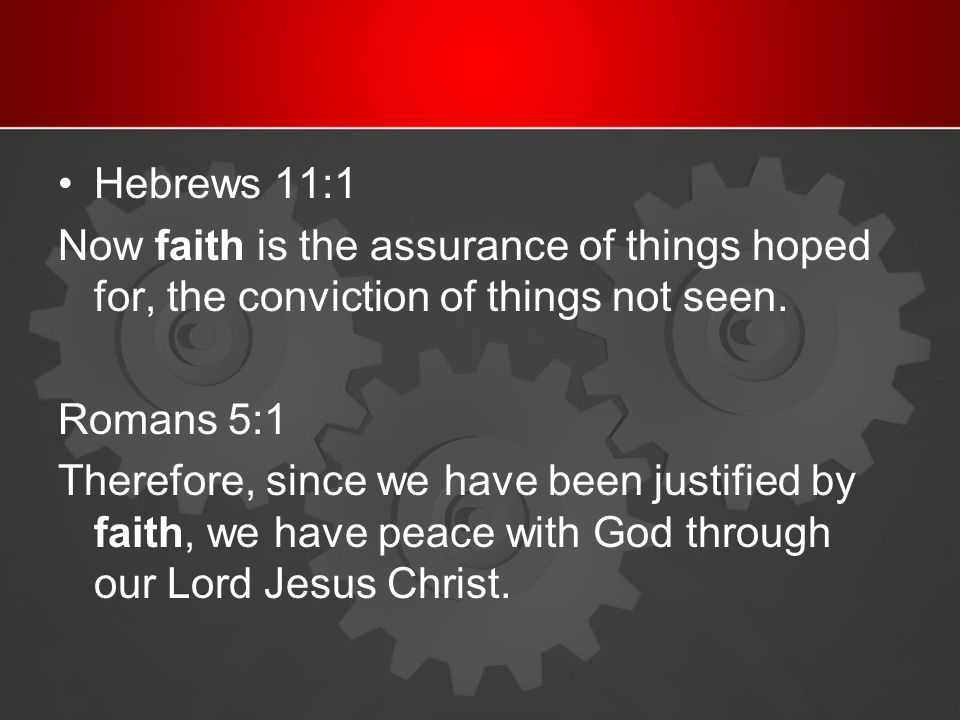 A Faith That Works What is genuine faith contrasted against? I. Proclamation Only faith