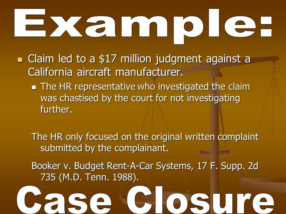 Claim led to a $17 million judgment against a California aircraft manufacturer.