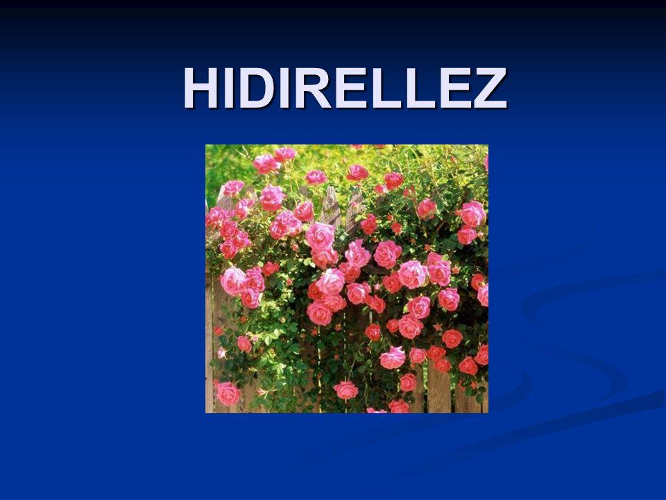 HIDIRELLEZ