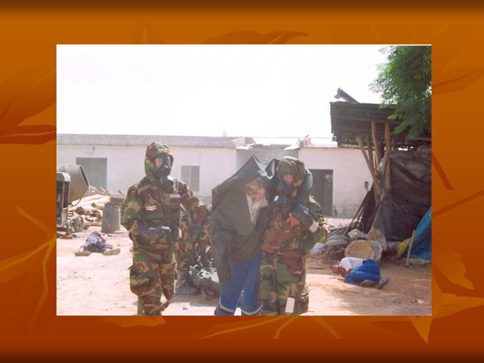 CHEMICAL(INDUSTRIAL ) DISASTER MOCK DRILLS – 2008-2009 Chemical/Refineries in Chembur, Mumbai.