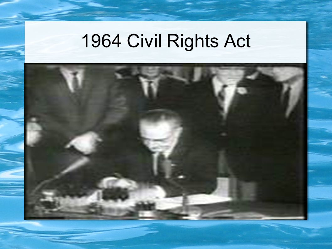 1964 Civil Rights Act