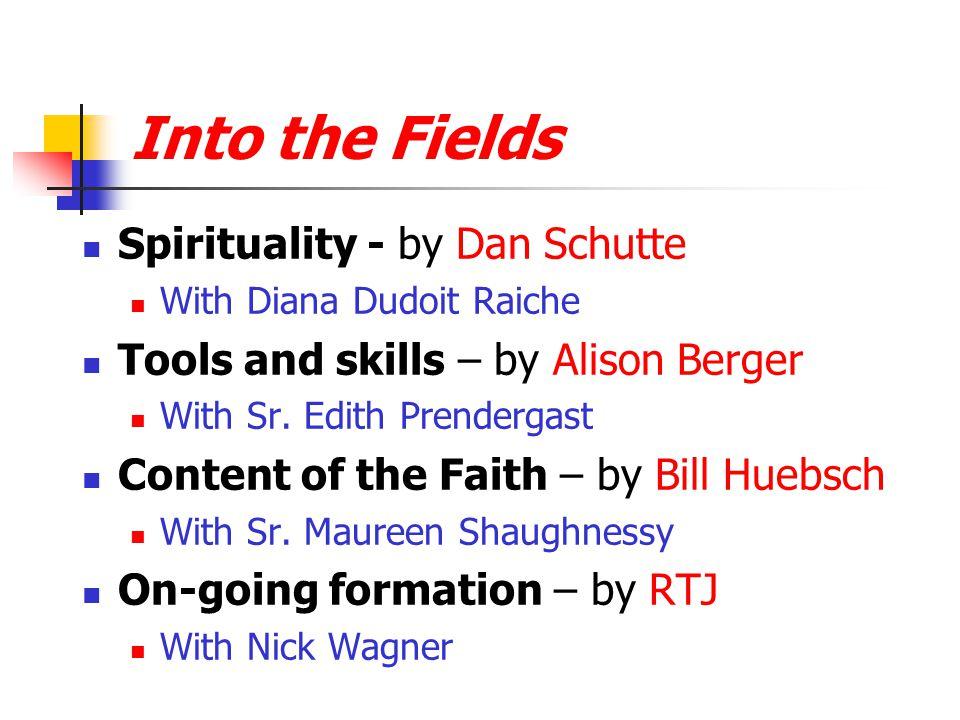 Part One Spiritual Exercises for Teachers & Catechists Dan Schutte Diana Dudoit Raiche